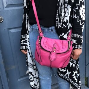 OrYANY Leather Crossbody Like New Beautiful bag